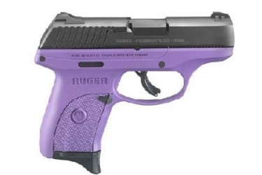 Ruger LC9s Lady Lilac 9mm