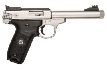 Smith & Wesson SW22 Victory Threaded .22 LR