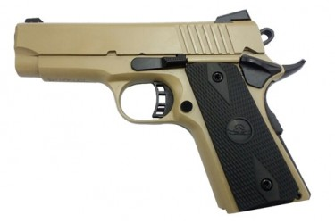 Rock Island 1911 CS Tactical FDE .45 ACP