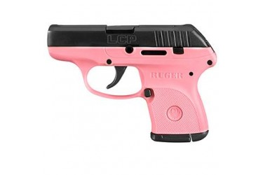 Ruger LCP Pink .380