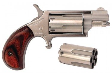 North American Arms Mini .22 LR & .22 Magnum
