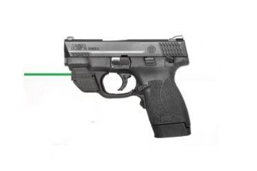 Smith & Wesson Shield 2.0 Green Laser .45 ACP