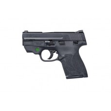 Smith & Wesson Shield 2.0 Green Laser 9mm