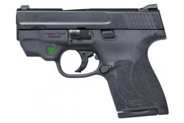 Smith & Wesson Shield 2.0 Green Laser .40 S&W
