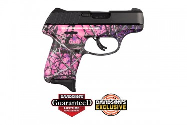 Ruger EC9s Muddy Girl 9mm