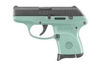 Ruger LCP Turquoise .380