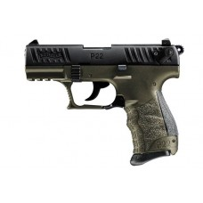 Walther P22Q Military .22 LR