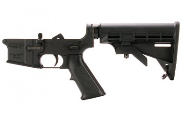 DPMS A-15 Complete M4 Lower Multi