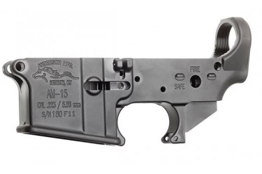 Anderson M4 lower receiver multi cal