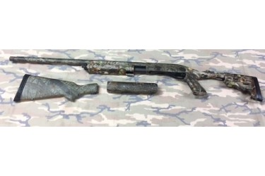 Remington 870 Super Mag 12 ga