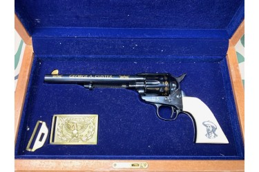 Taylor & Co Custer 7th Cav Tribute Ed. .45 LC