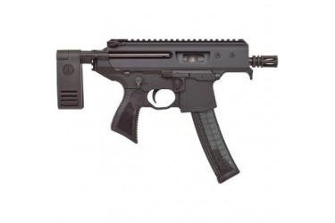 Sig Sauer MPX Copperhead Midnight Black 9mm