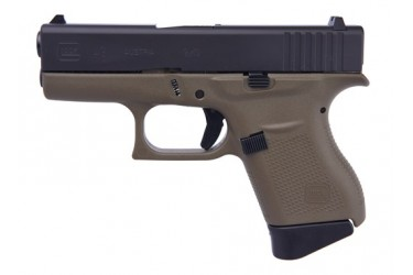 Glock 43 OD Green 9mm